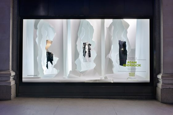 Selfridges Bright Young Things Windows 2012 We Heart
