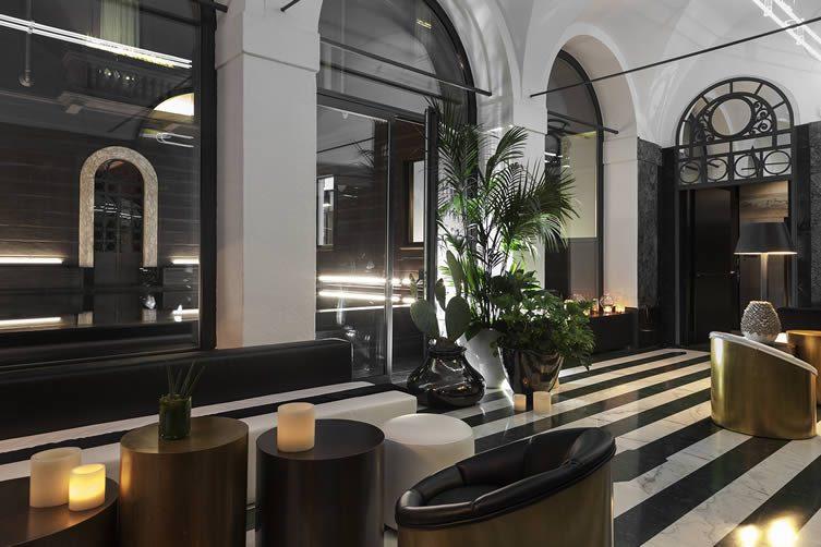 Hotel Senato Milan