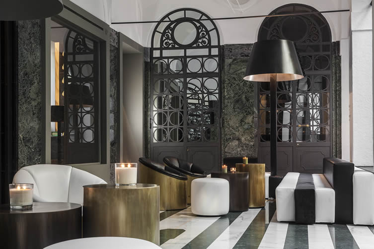Hotel Senato Milano: Milan Design Hotel from the Ranza Family
