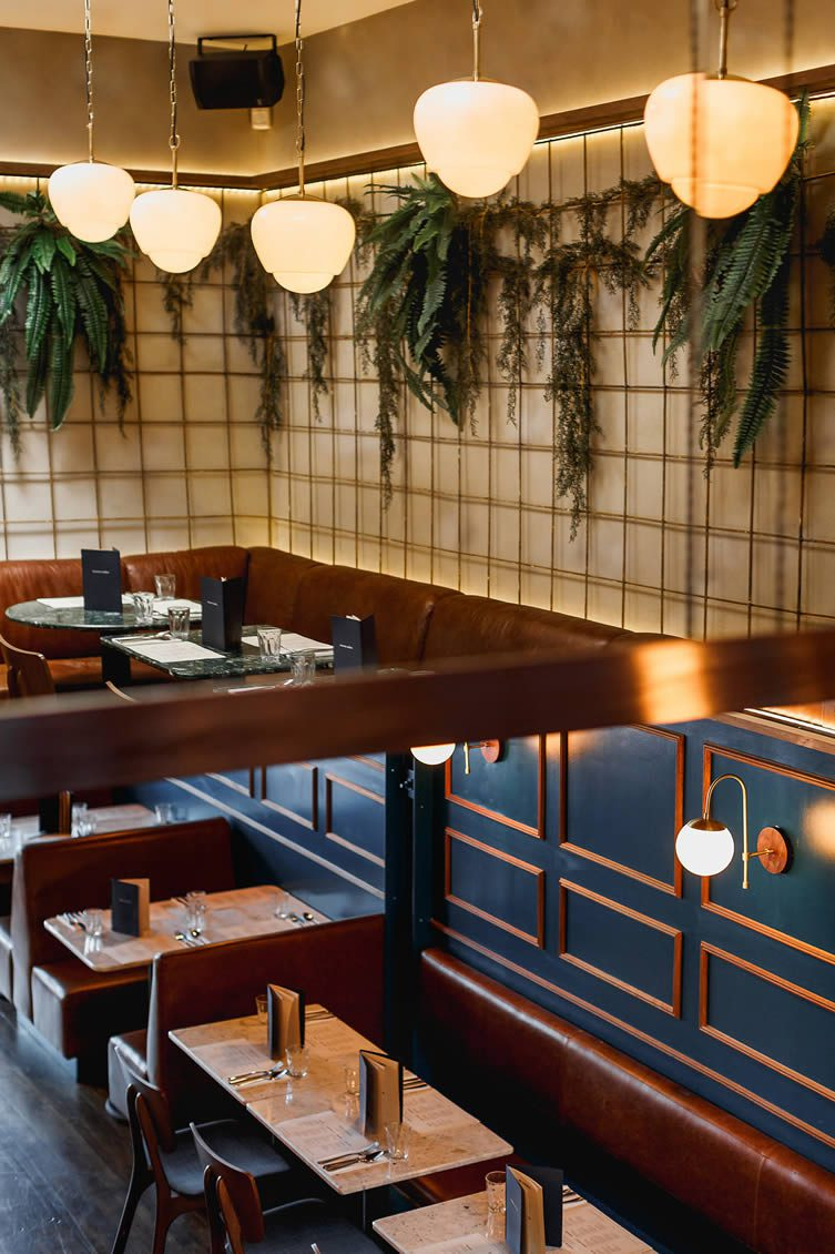 Senor Ceviche Fitzrovia London, Designed by A-nrd Studio
