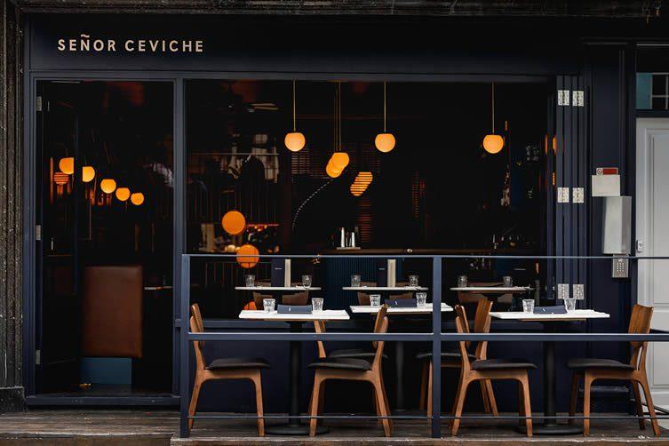 Señor Ceviche London