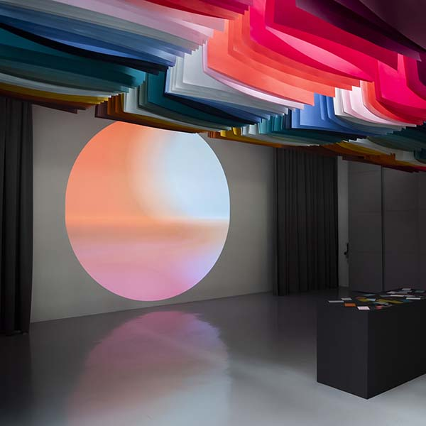 Colours Product Exhibition by Emilio Lonardo, Winner in Interior Space and Exhibition Design Category, 2018—2019