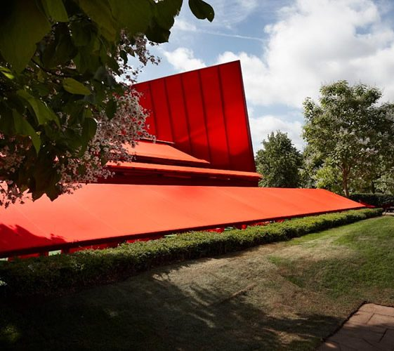 Serpentine Gallery Pavilion 2010