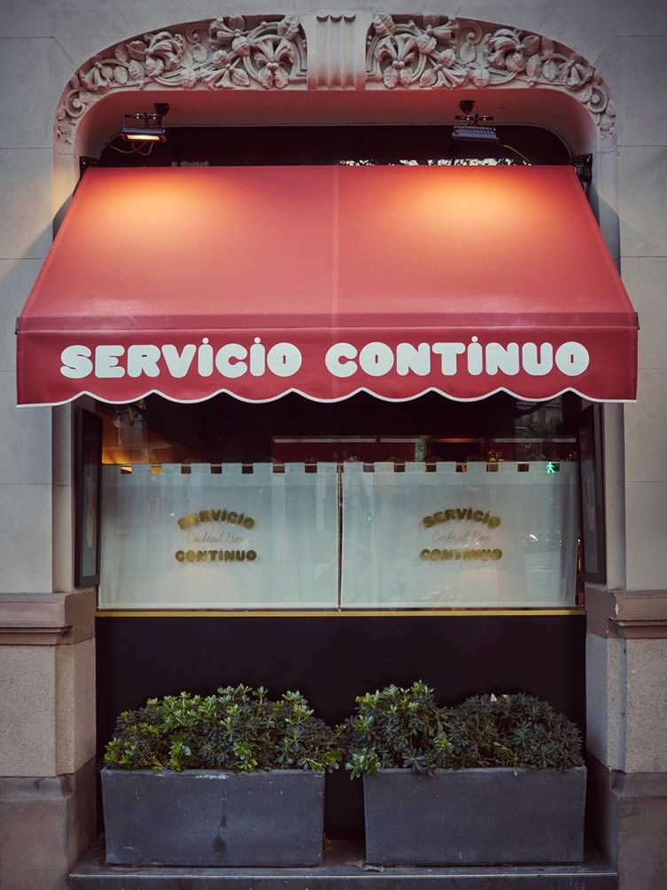 Servicio Continuo Barcelona, Nacho Alegre, Carlos Yáñez, Masca Studio