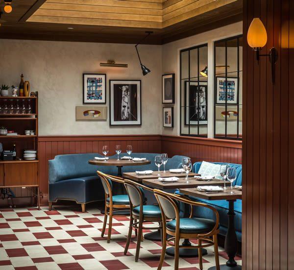 Sessanta New York: Italian Restaurant at Sixty Soho, Manhattan