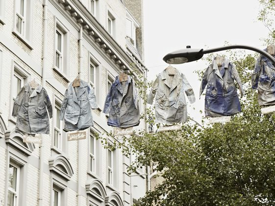 Seven Dials and Dezeen Installations
