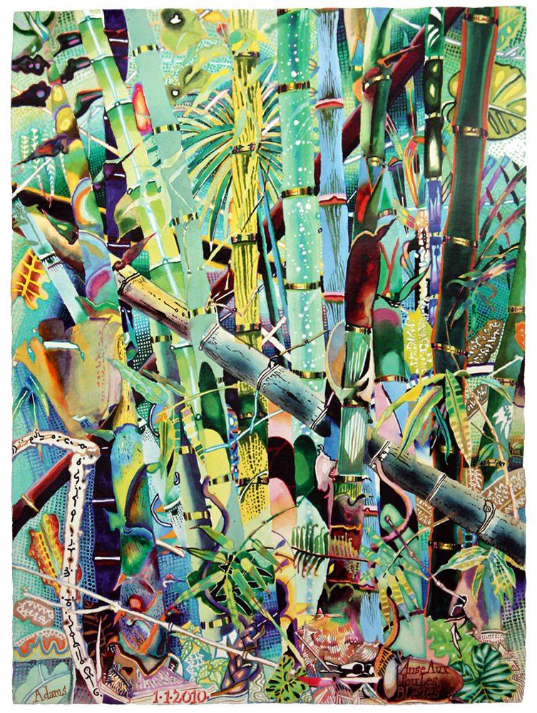 Seychelles Art