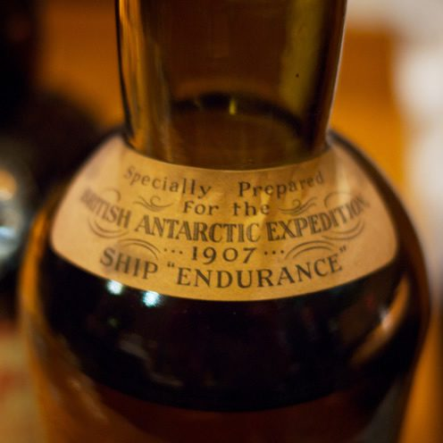Drnk; The Shackleton Whisky