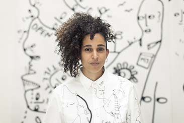 Shantell Martin Interview