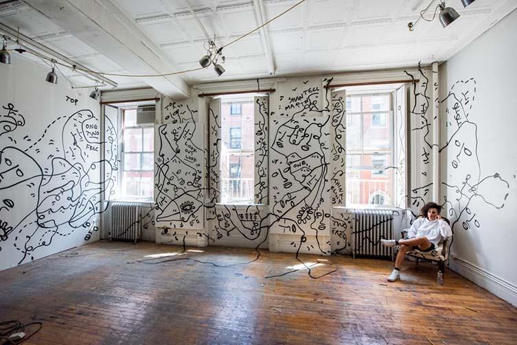 Shantell Martin Interview