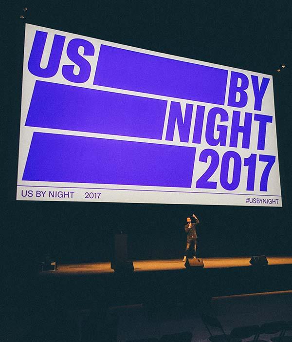 Shantell Martin Interview, Us By Night Antwerp 2018 Creativity Festival
