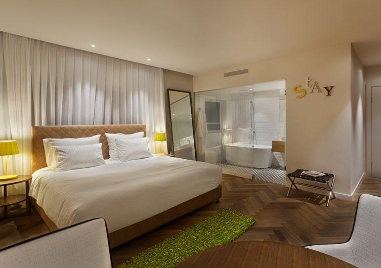 Shenkin Hotel — Tel Aviv