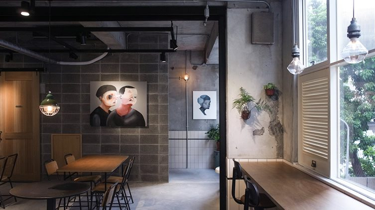 Shiba Café, Kaohsiung City