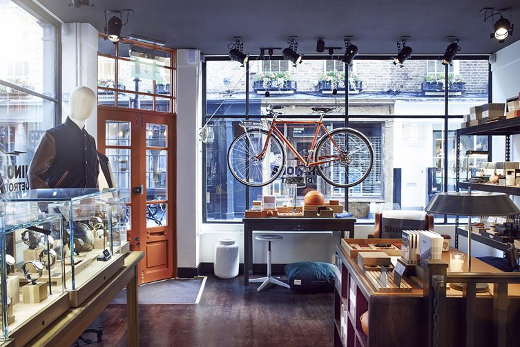 Shinola Detroit — Newburgh Street, London