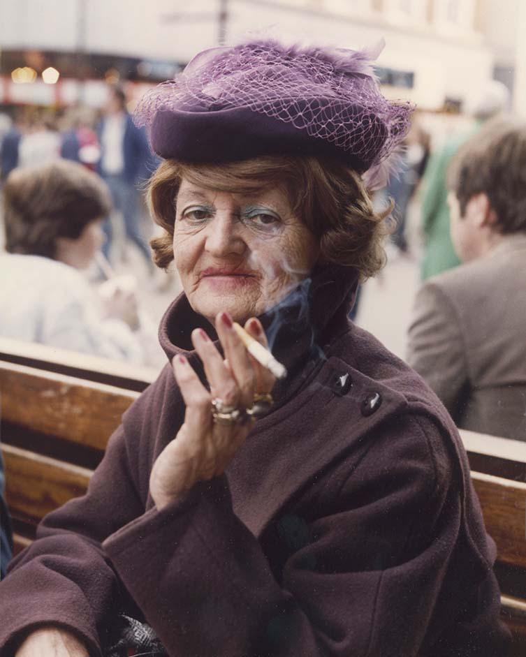 Shirley Baker Manchester, 1985