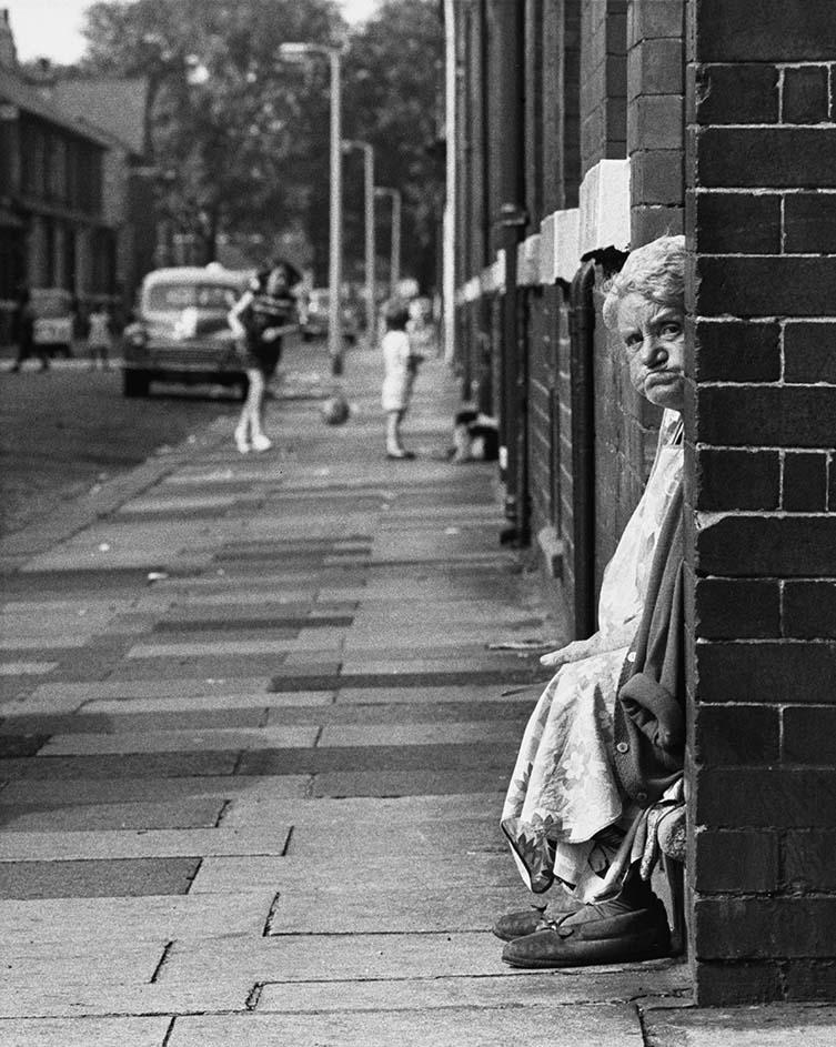 Shirley Baker Manchester, 1968