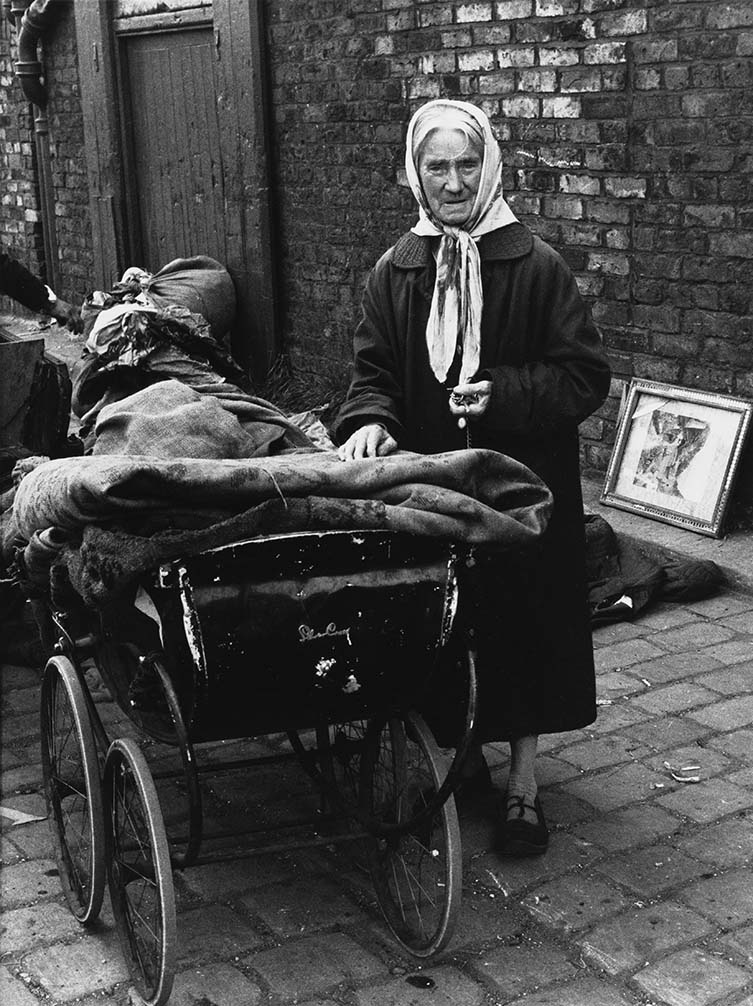 Shirley Baker Ancoats, Manchester, 1968