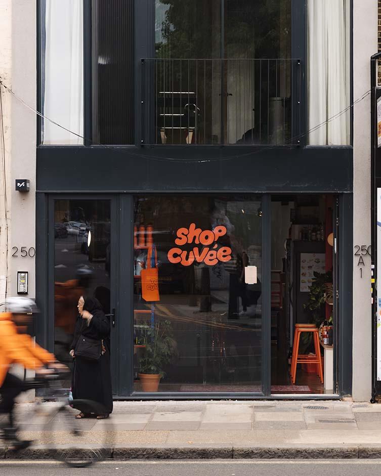 Shop Cuvée Bethnal Green