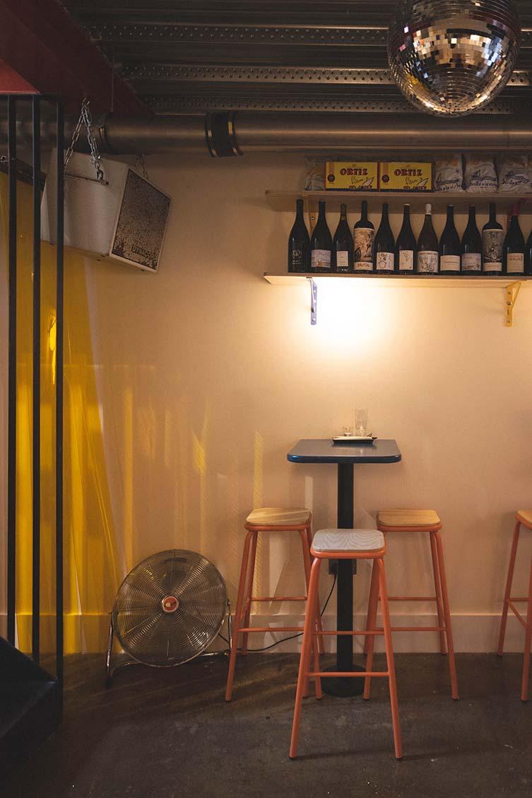 Cave Cuvée Wine Bar London