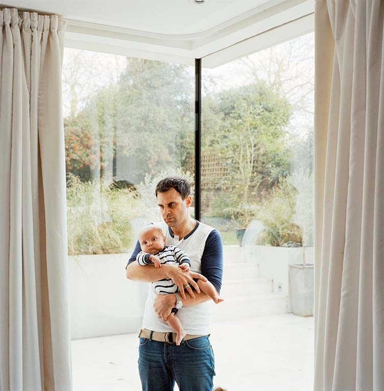 Harry Borden, Single Dad Published by Hoxton Mini Press