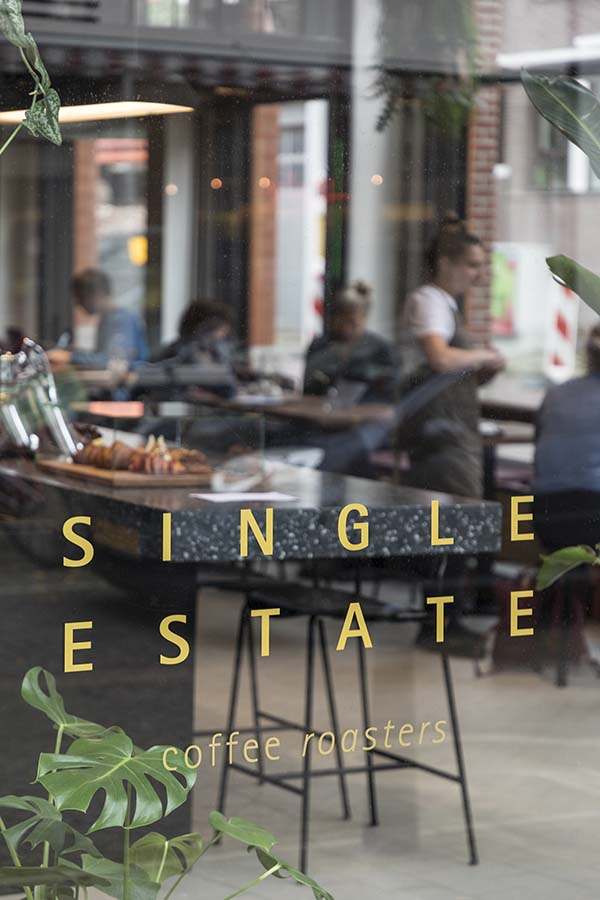 Single Estate Coffee