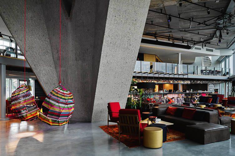 Sir Adam Amsterdam, A'DAM Toren Lookout Design Hotel