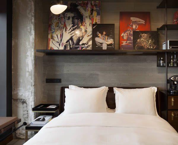 Sir Adam Amsterdam, A'DAM Toren Lookout Hotel
