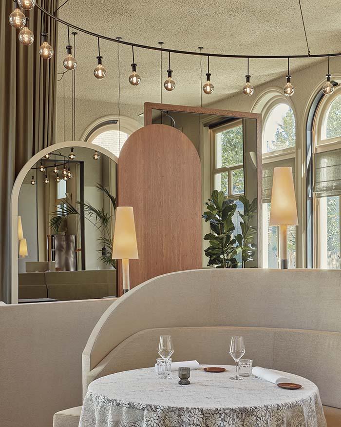 Sizzles at the Park Apeldoorn, Restaurant Design by Zware Jongens