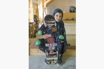 Jessica Fulford-Dobson — Skate Girls of Kabul