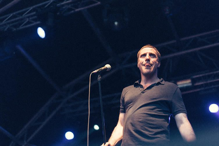 Sleaford Mods, Primavera Sound 2015. Photo © We Heart
