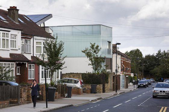Slip House, Brixton