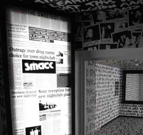 Smack, Leamington Spa