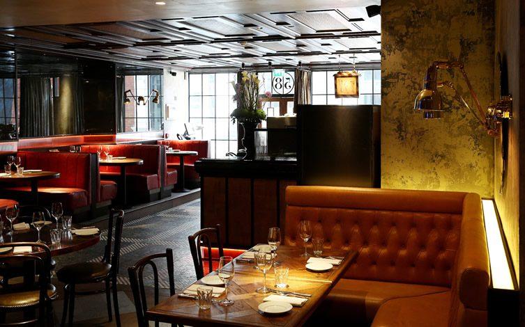 Social Eating House — Soho, London