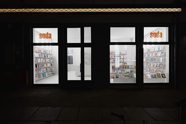 Soda Books Berlin