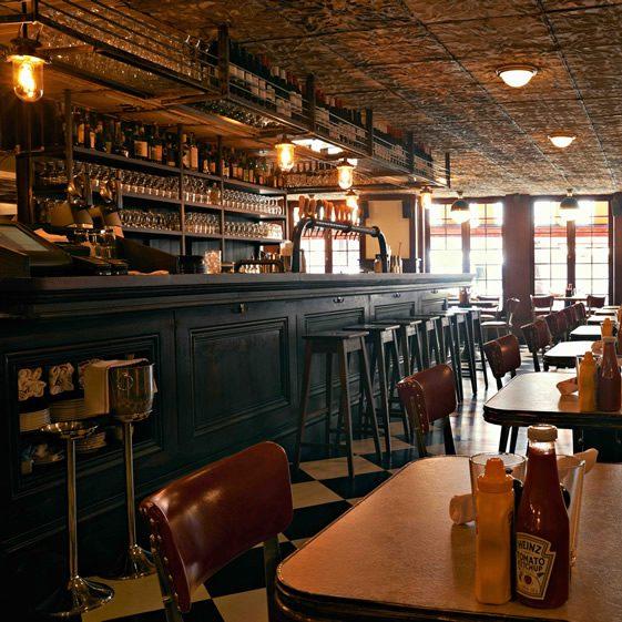Soho Diner, London
