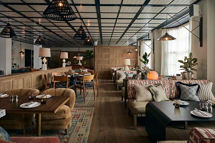 Soho House Amsterdam Design Hotel and Members Club by Soho House