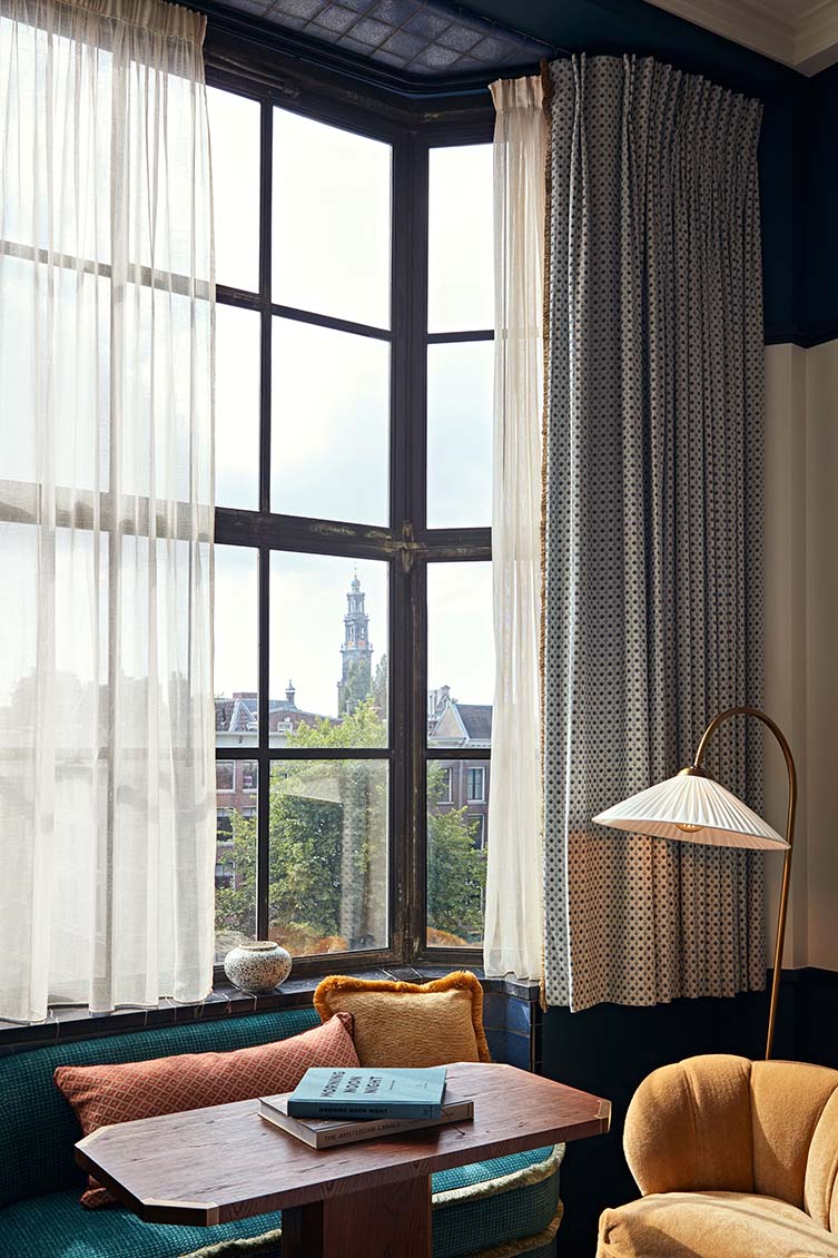 Amsterdam Design Hotel and Members Club