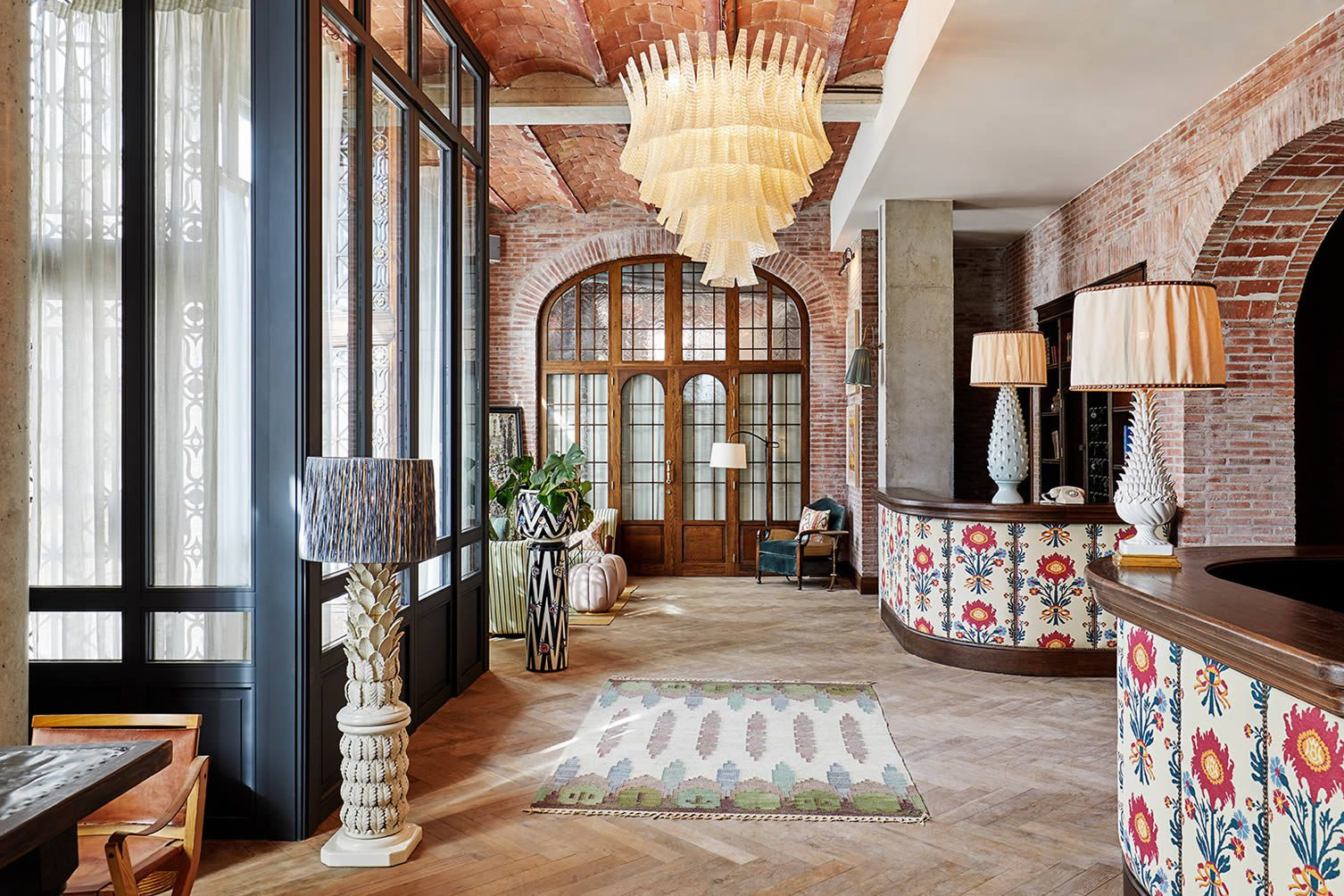 Soho House Barcelona Creative Members Club And Hotel