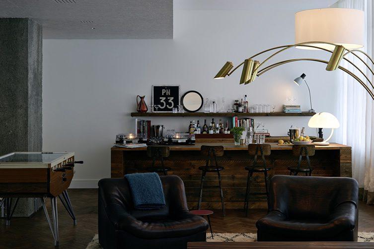 soho house berlin lofts berlin. Black Bedroom Furniture Sets. Home Design Ideas