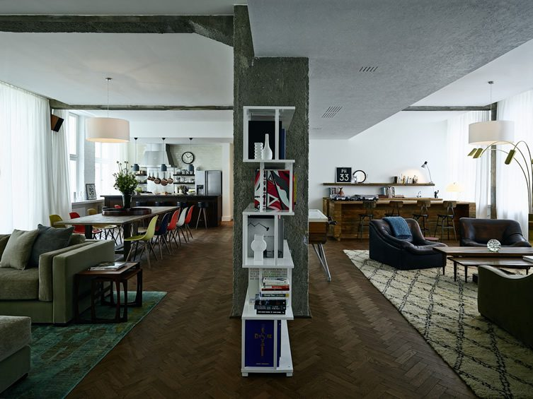 Soho House Berlin Lofts — Berlin