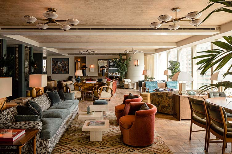 Soho House Hong Kong, Sheung Wan Design Hotel and Members Club