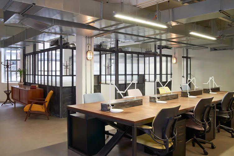 Soho Works Shoreditch London Tea Building