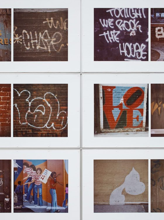 Sol LeWitt: On the Walls of the Lower East Side