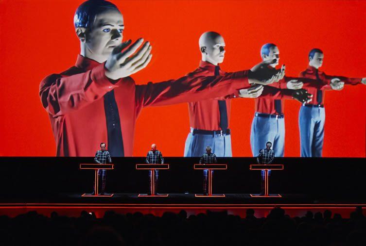 Kraftwerk, Sónar 2013