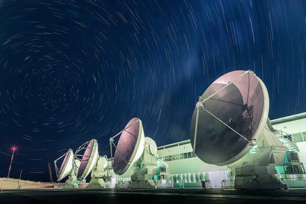ALMA, the world largest laboratory