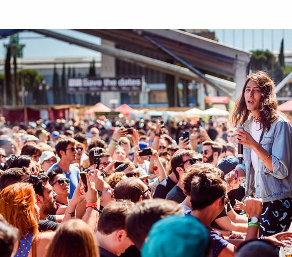 Kindness, SonarVillage 2015