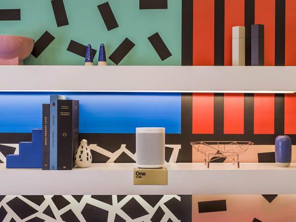Sonos Concept Store London, Seven Dials Flagship