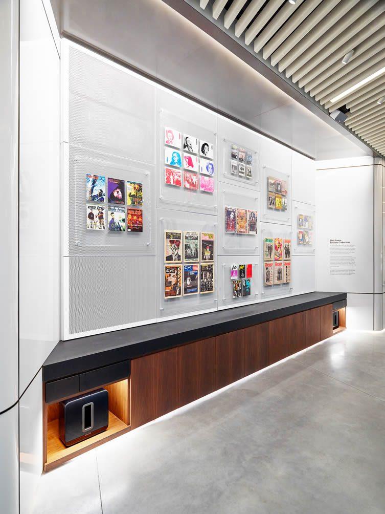 Sonos Listening Rooms