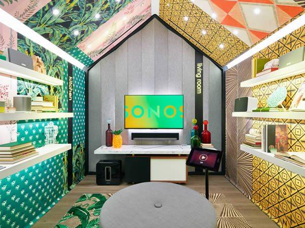 Sonos Retail Flagship, New York