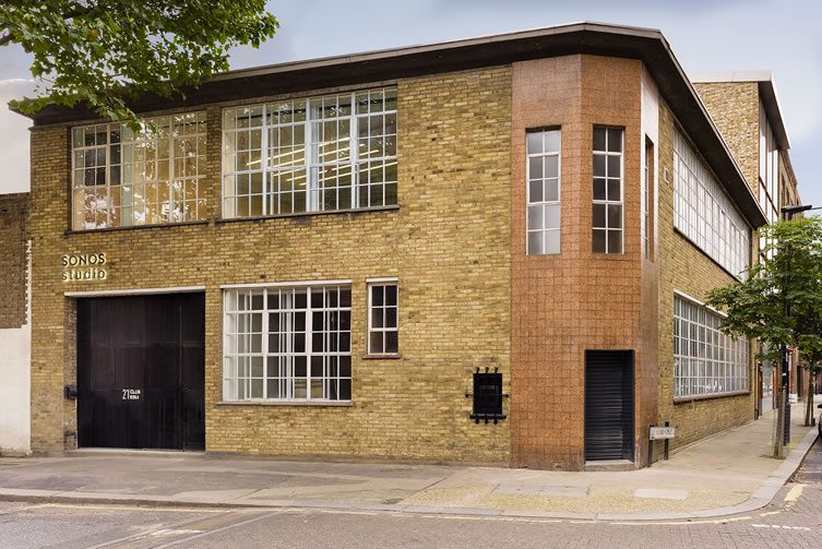 Sonos Studio London Shoreditch